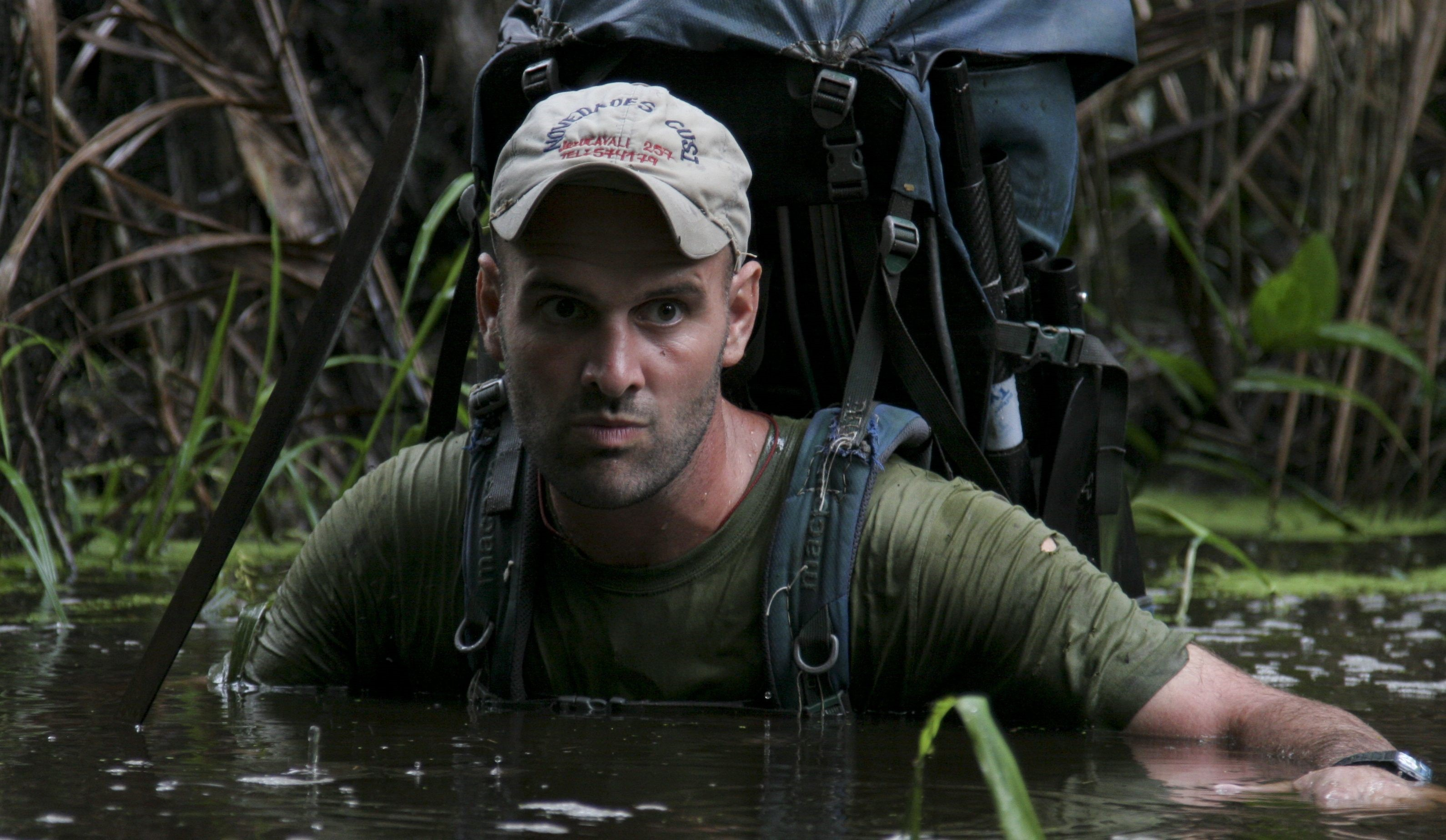 Marooned star Ed Stafford recalls eating worms and
